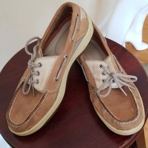 SPERRY💟Top-Sider Contour System Slip On Boat Shoe